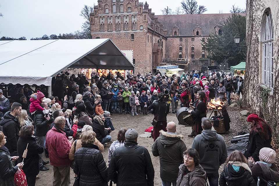Weihnachtsmarkt Plattenburg